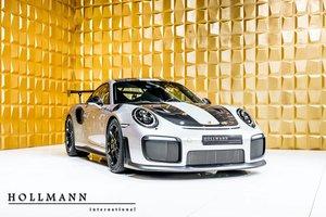 PORSCHE 911 GT2 RS + WEISSACH PACKAGE