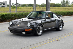 1979 Turbo 930 Coupe Sunroof Restored Black(~)Tan $89k For Sale