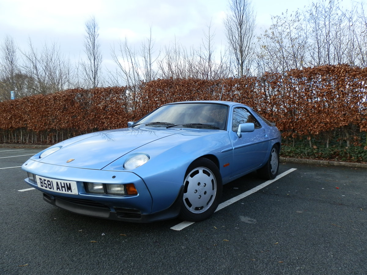 1985 PORSCHE 928 S2 - LOW MILEAGE - GREAT CONDITION For Sale (picture 3 of 5)