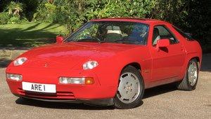 1990 PORSCHE 928 S4 GT COUPE AUTOMATIC For Sale