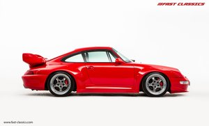 1995 PORSCHE 993 GT2 EVO // 993 TURBO GT2 SPEC EVOCATION