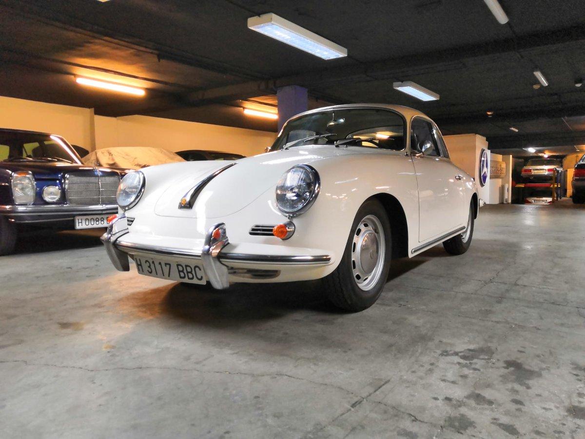 Porsche - 356 C 1600 - 1964 For Sale (picture 1 of 6)