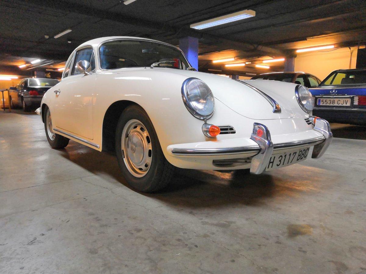 Porsche - 356 C 1600 - 1964 For Sale (picture 2 of 6)