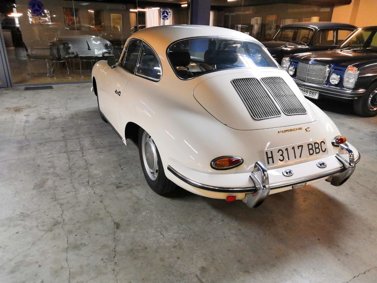 Porsche - 356 C 1600 - 1964 For Sale (picture 3 of 6)