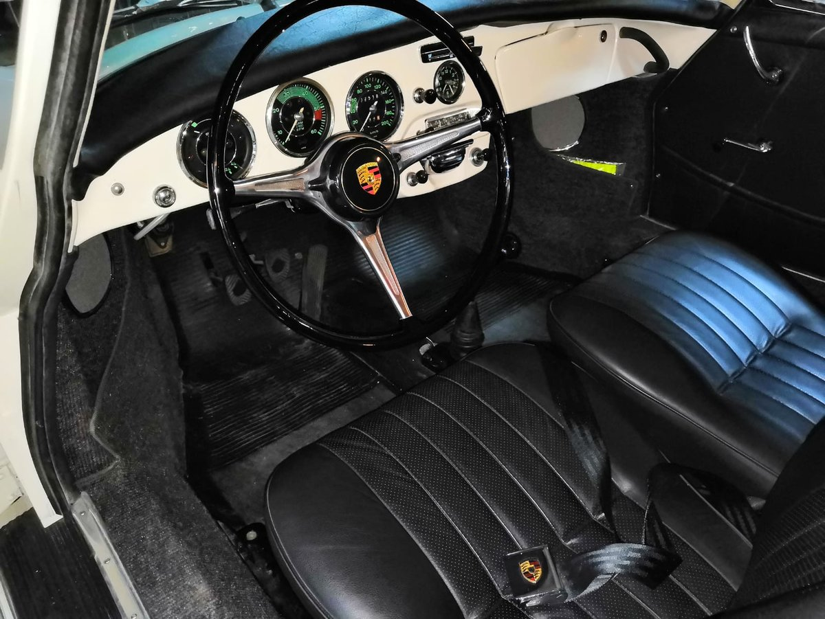 Porsche - 356 C 1600 - 1964 For Sale (picture 5 of 6)