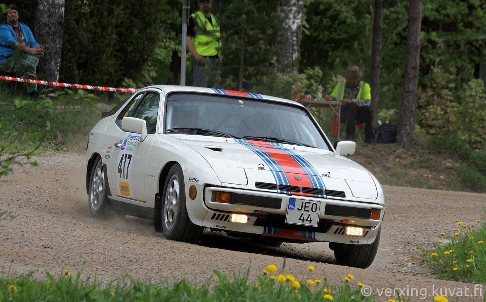 1980 Porsche 924 Turbo FIA car SOLD (picture 1 of 6)