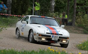Porsche 924 Turbo FIA car