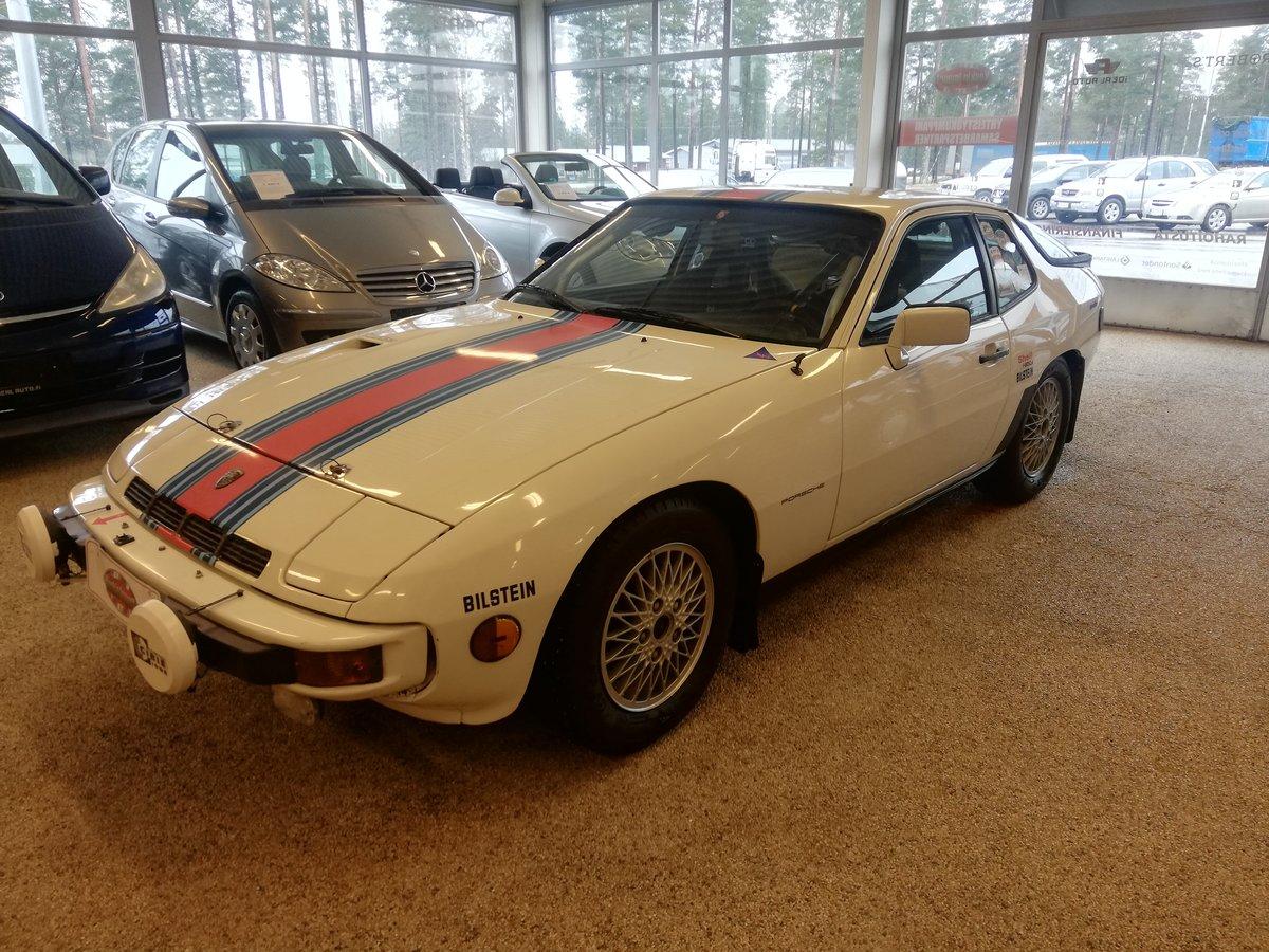 1980 Porsche 924 Turbo FIA car For Sale (picture 2 of 6)