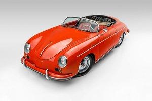1955 Porsche 356 Pre-A Speedster Rare 1 of 1,033 made $229.5 For Sale