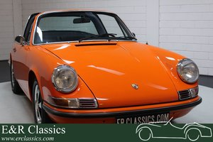 Porsche 911 T Targa 1971 Restored For Sale