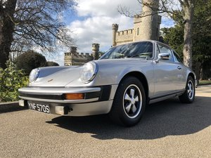 1977 Classic Original Porsche 911 S with outstanding history SOLD