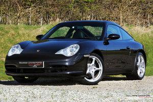 2003 Porsche 996 Targa Tiptronic S For Sale