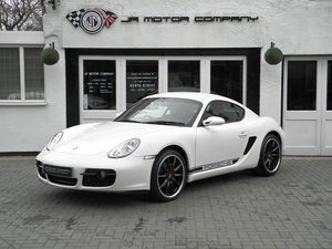 2008 Unique Rare Cayman 2.7 Carrera White 43000 Miles!