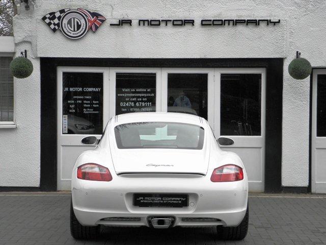 2008 Unique Rare Cayman 2.7 Carrera White 43000 Miles! SOLD (picture 4 of 6)