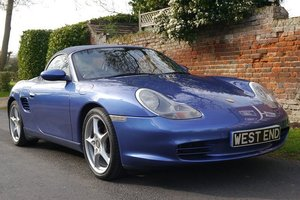 Porsche Boxster 2.7 Manual Facelift Model 2004 52000 miles f For Sale