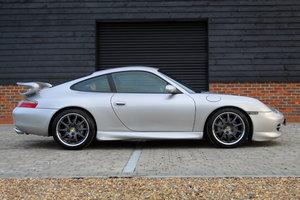 2001 Porsche 911 996 Carrera 4 - GT3 Aero - IMS bearing
