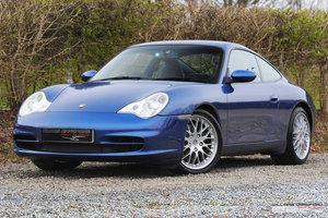 2003 Modified Porsche 996 Carrera 2 manual coupe For Sale