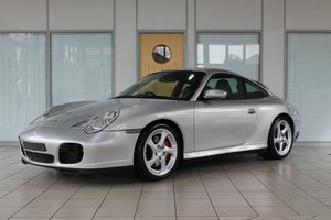 Porsche 911 (996) 3.6 C4S Coupe Manual