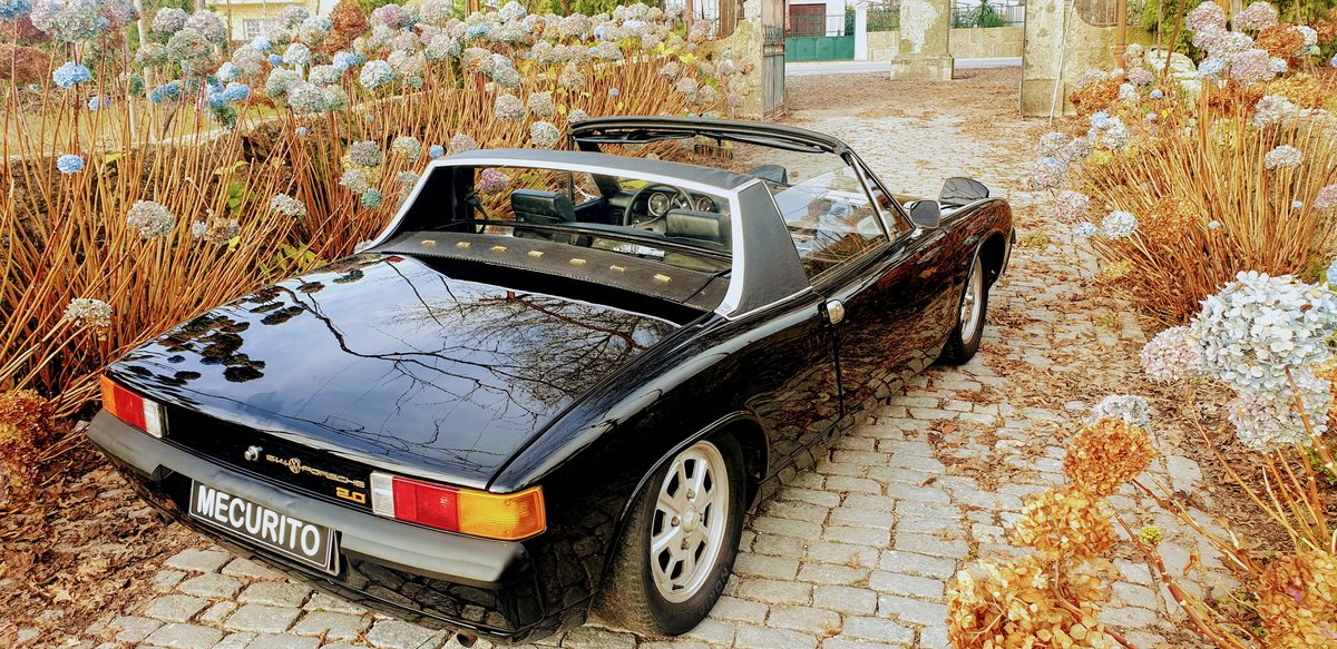 Porsche 914 2.0 - 1974 For Sale (picture 6 of 6)