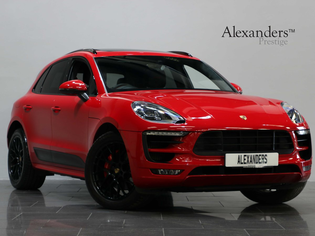 2017 17 17 PORSCHE MACAN GTS 3.0 PDK For Sale (picture 1 of 6)