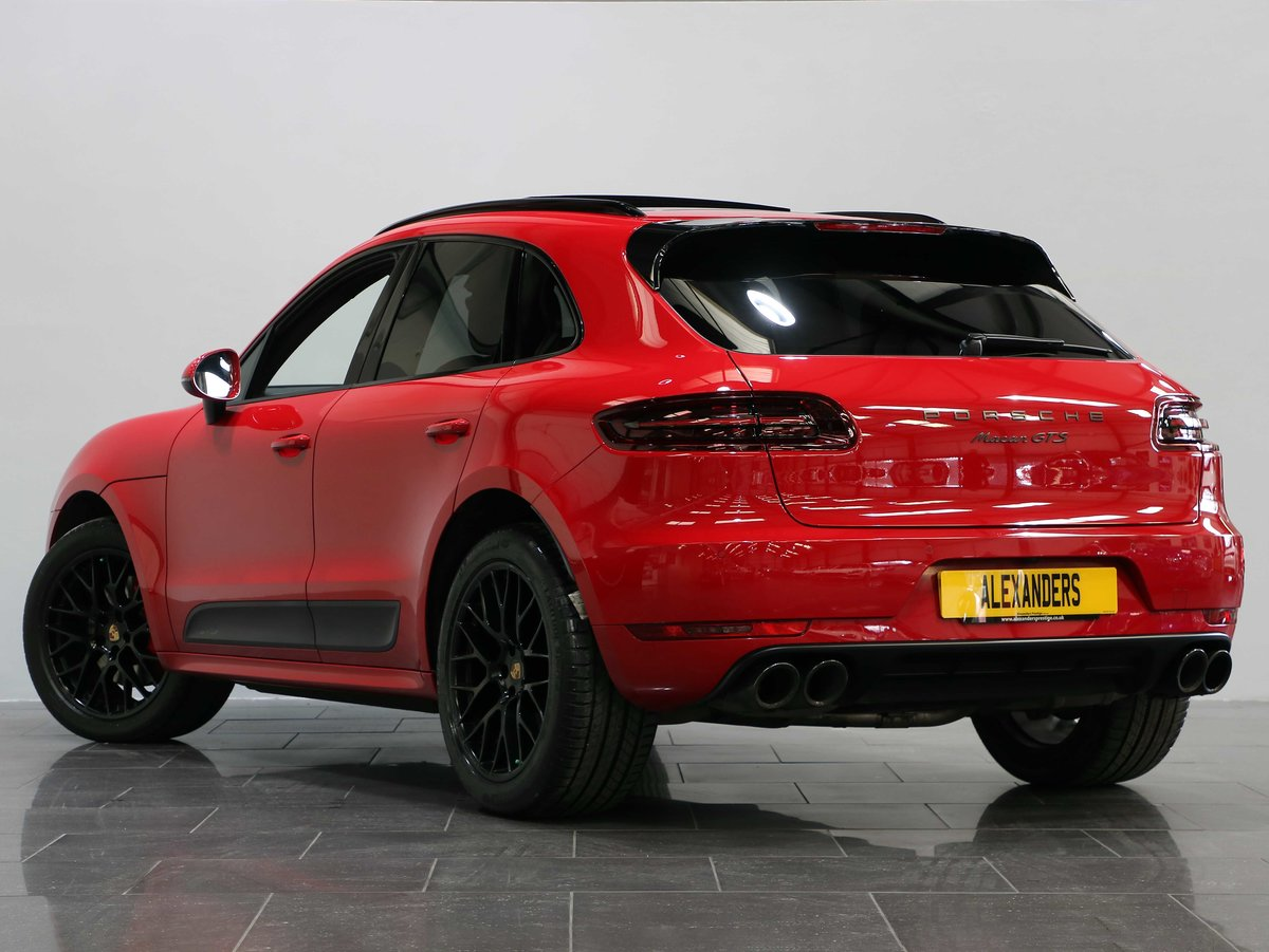 2017 17 17 PORSCHE MACAN GTS 3.0 PDK For Sale (picture 3 of 6)