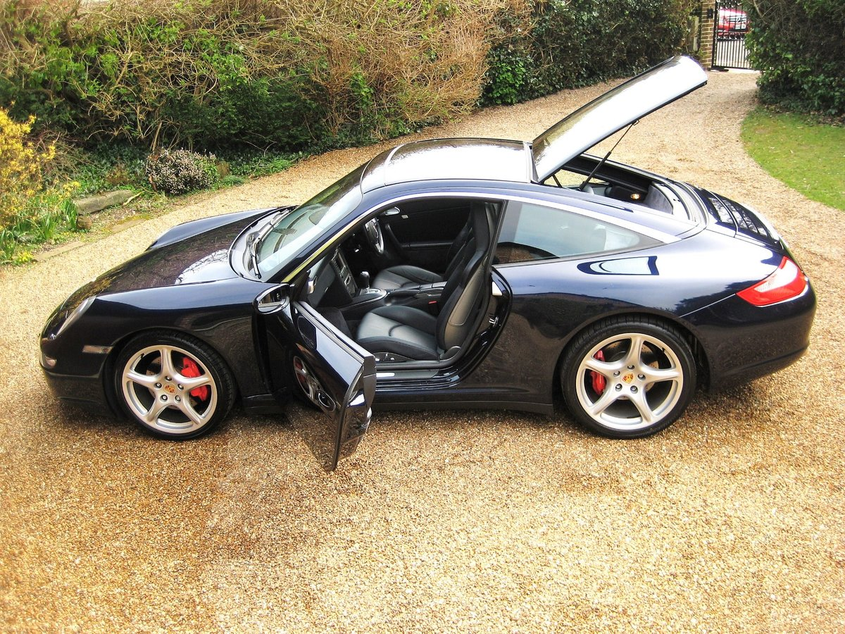 2008 Porsche 911 (997) 3.8 Targa 4 S Tiptronic S With Only 44k For Sale (picture 6 of 6)