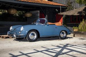 1960 356 BT5 CABRIOLET - SUPER 90