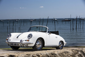 Picture of 1965 PORSCHE 356 SC CABRIOLET For Sale