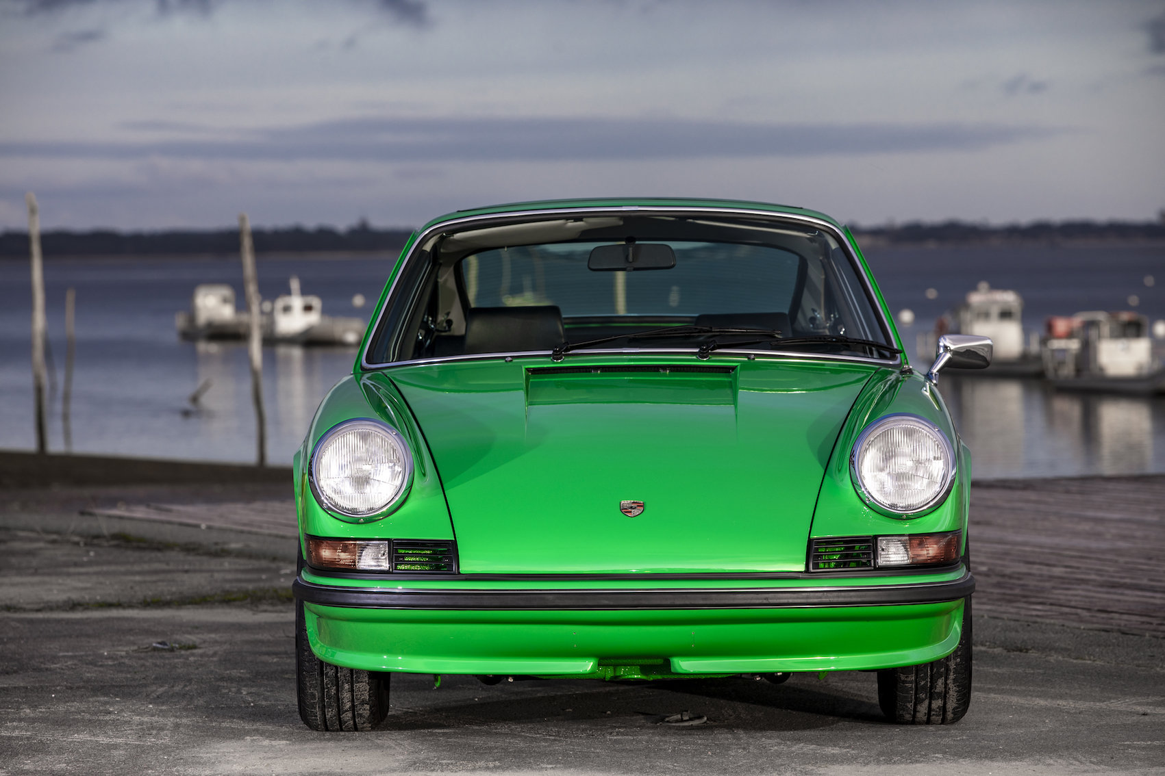 1972 PORSCHE 911 2.4S For Sale (picture 3 of 6)