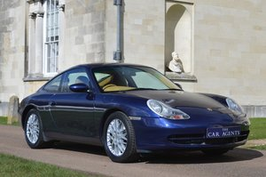 Picture of 2001 Porsche 911 C4 Coupe Tiptronic S SOLD