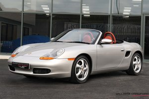 1997 Exceptional Porsche 986 Boxster Tiptronic S For Sale