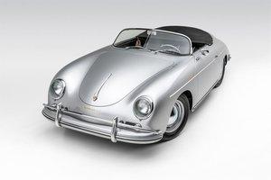 1958 Porsche 356A T2 Speedster Correct Silver Restored $obo For Sale