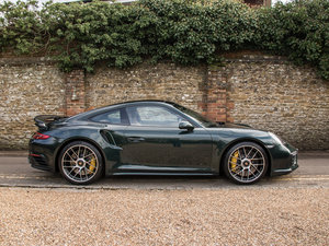 2016 Porsche    911 (991.2) Turbo S  For Sale