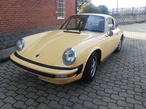 Picture of 1974 Porsche 911 2.7 Coupe - LHD -  LOW MILEAGE  SOLD