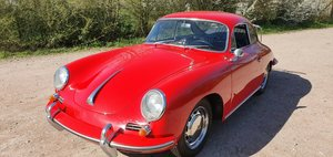 1964 Porsche 356, Porsche 356C , Porsche 356 Coupe  For Sale