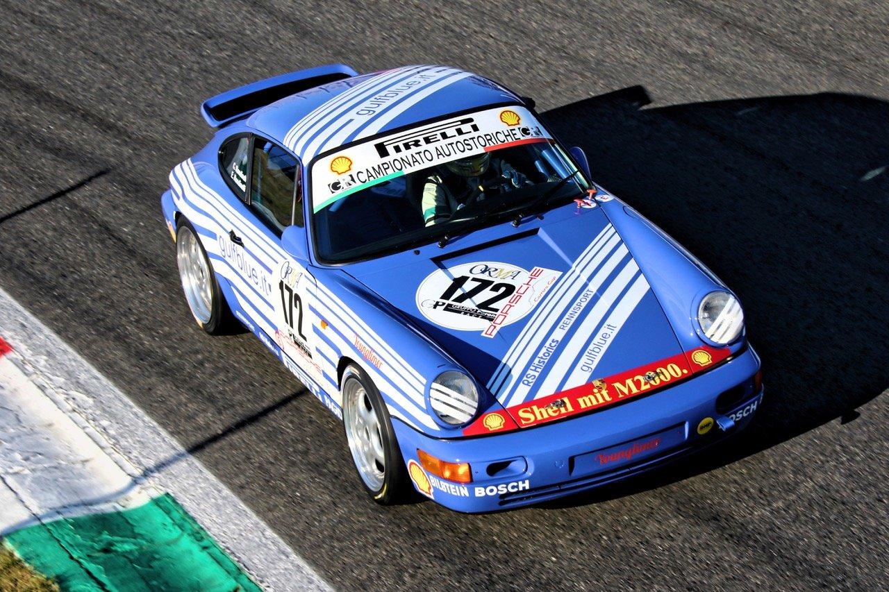 1990 Porsche 911 Carrera 2 Gr. B  (Carrera Cup) For Sale (picture 1 of 6)