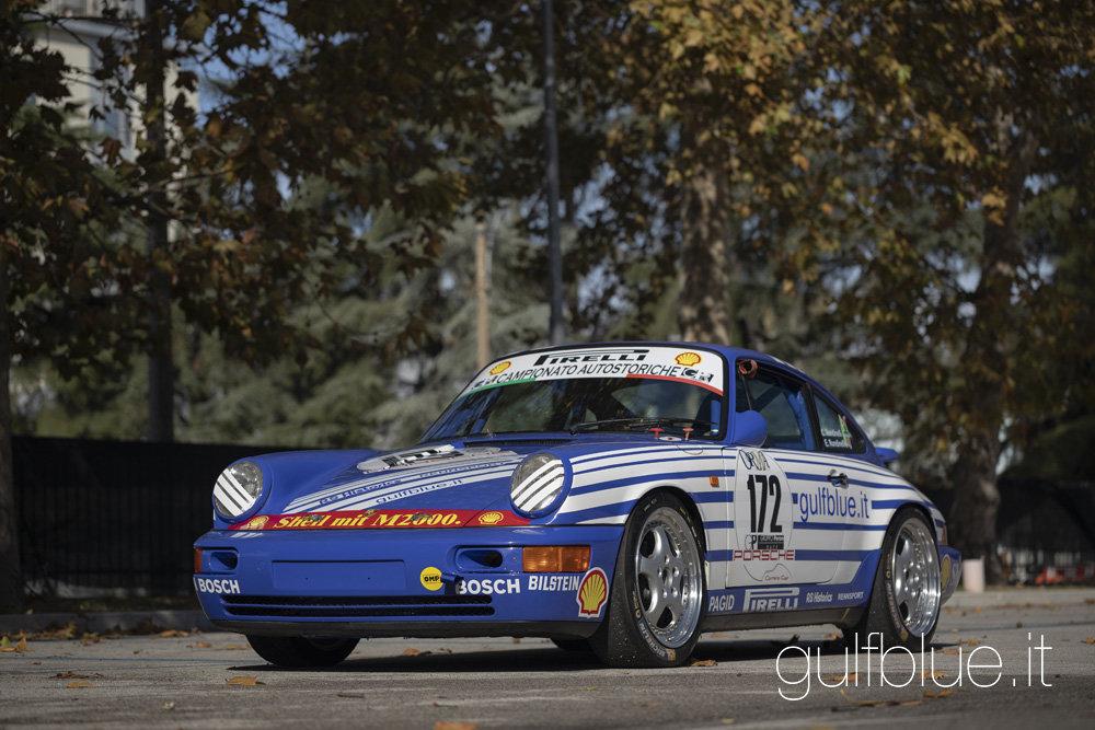 1990 Porsche 911 Carrera 2 Gr. B  (Carrera Cup) For Sale (picture 3 of 6)