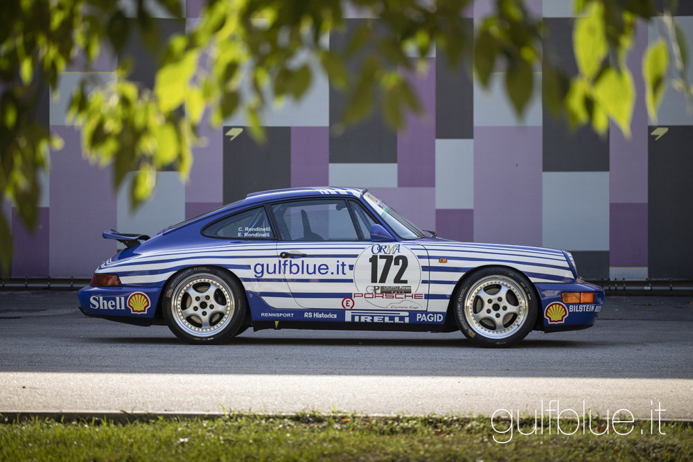1990 Porsche 911 Carrera 2 Gr. B  (Carrera Cup) For Sale (picture 6 of 6)