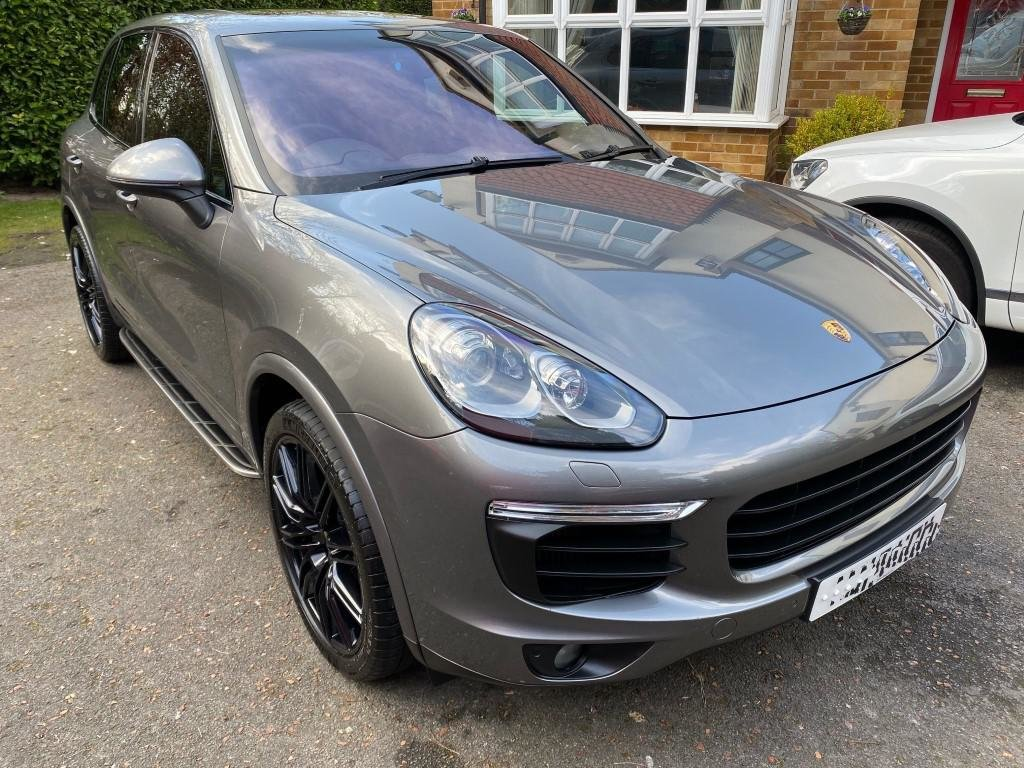 £31,950 : 2015 (2016 model) PORSCHE CAYENNE D V8 S TIPTRONIC For Sale (picture 1 of 6)