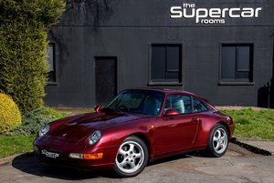 Porsche 993 Carrera - Manual - 1996 - Varioram