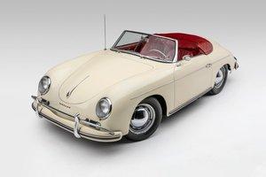 1959 Porsche 356A Convertible D Rare built by Drauz $249.5k