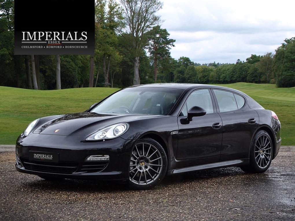 2011 Porsche  PANAMERA  3.0 D V6 DIESEL TIPTRONIC AUTO  24,948 For Sale (picture 1 of 22)
