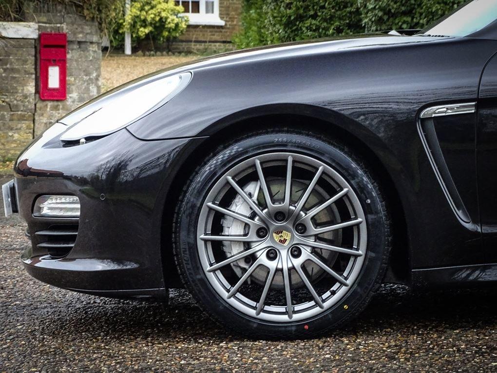 2011 Porsche  PANAMERA  3.0 D V6 DIESEL TIPTRONIC AUTO  24,948 For Sale (picture 5 of 22)