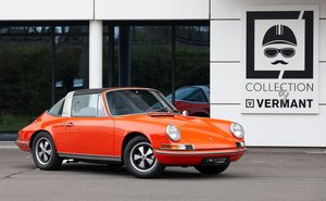 Picture of 1971 Porsche 911T Targa - Eu Car - Nut and bolt restoration For Sale
