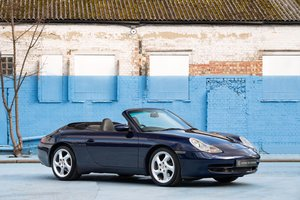 Picture of 2001 Porsche 911 Cabriolet Manual SOLD