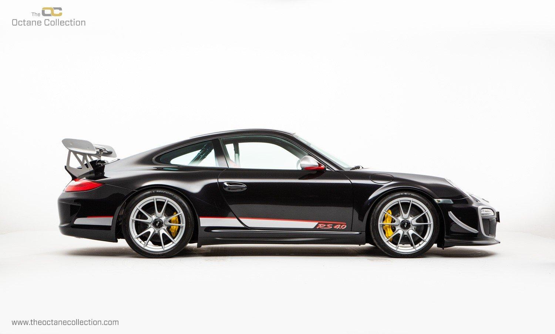 2011 PORSCHE 911 GT3 RS 4L // PAINT TO SAMPLE BASALT BLACK  For Sale (picture 7 of 24)