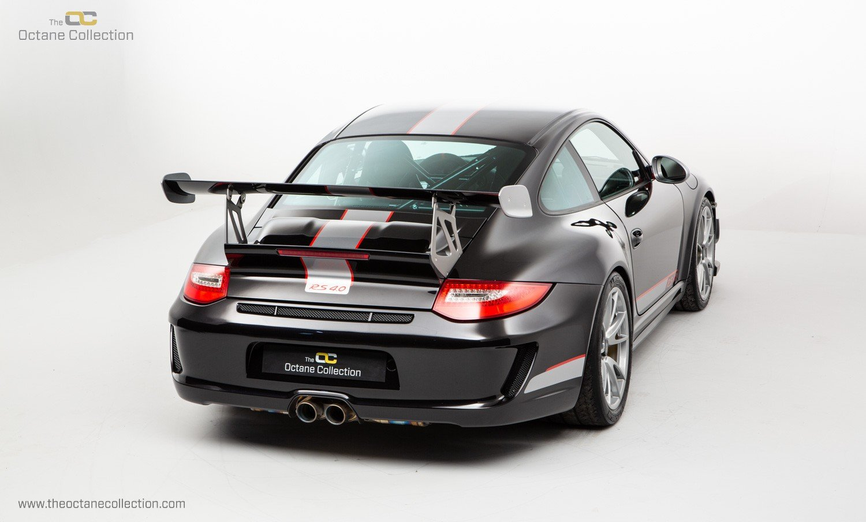 2011 PORSCHE 911 GT3 RS 4L // PAINT TO SAMPLE BASALT BLACK  For Sale (picture 9 of 24)