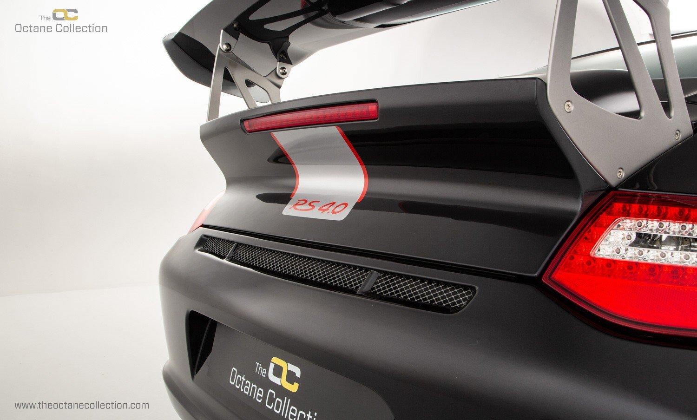 2011 PORSCHE 911 GT3 RS 4L // PAINT TO SAMPLE BASALT BLACK  For Sale (picture 11 of 24)