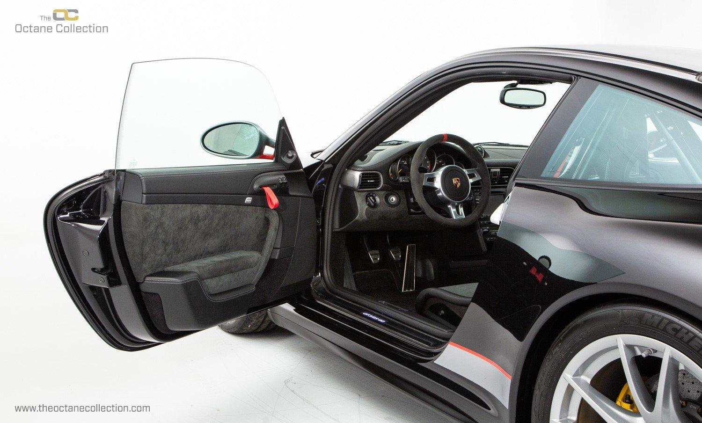 2011 PORSCHE 911 GT3 RS 4L // PAINT TO SAMPLE BASALT BLACK  For Sale (picture 12 of 24)