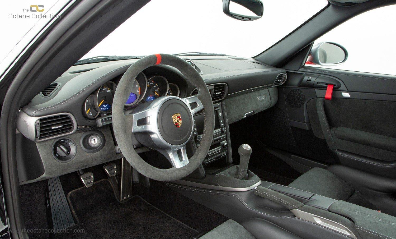 2011 PORSCHE 911 GT3 RS 4L // PAINT TO SAMPLE BASALT BLACK  For Sale (picture 13 of 24)